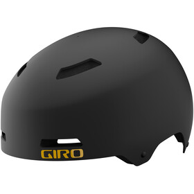 Giro Quarter FS Helmet matte warm black